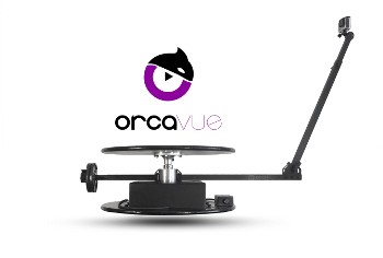 The OrcaVue Life 360 degree camera system