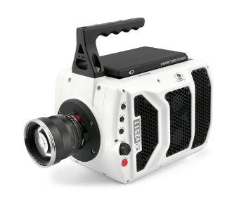 Vision Research's Phantom v2511 digital high-speed camera